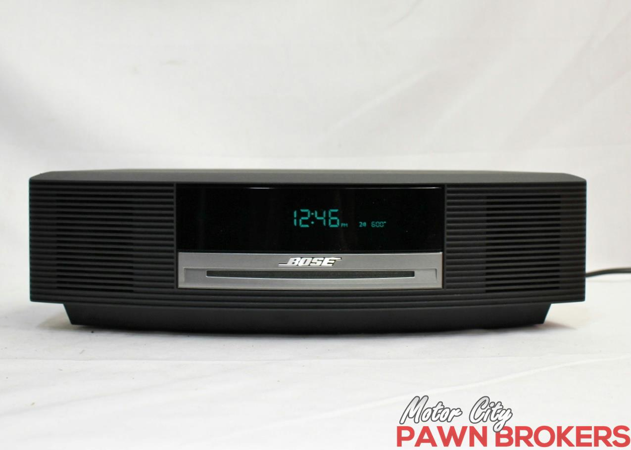 bose wave music system iii radio cd player bluetooth. Black Bedroom Furniture Sets. Home Design Ideas