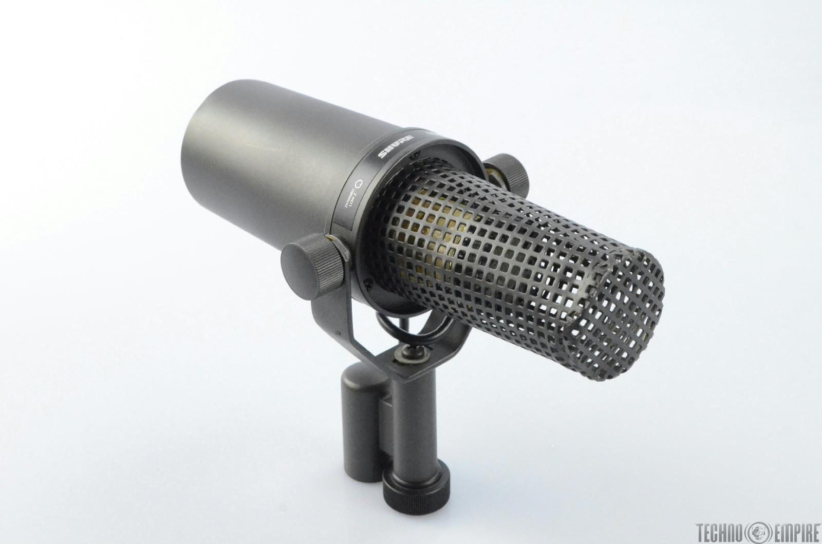 Shure SM7A Mic Cardioid Dynamic Microphone Grandmaster Recorders #28801