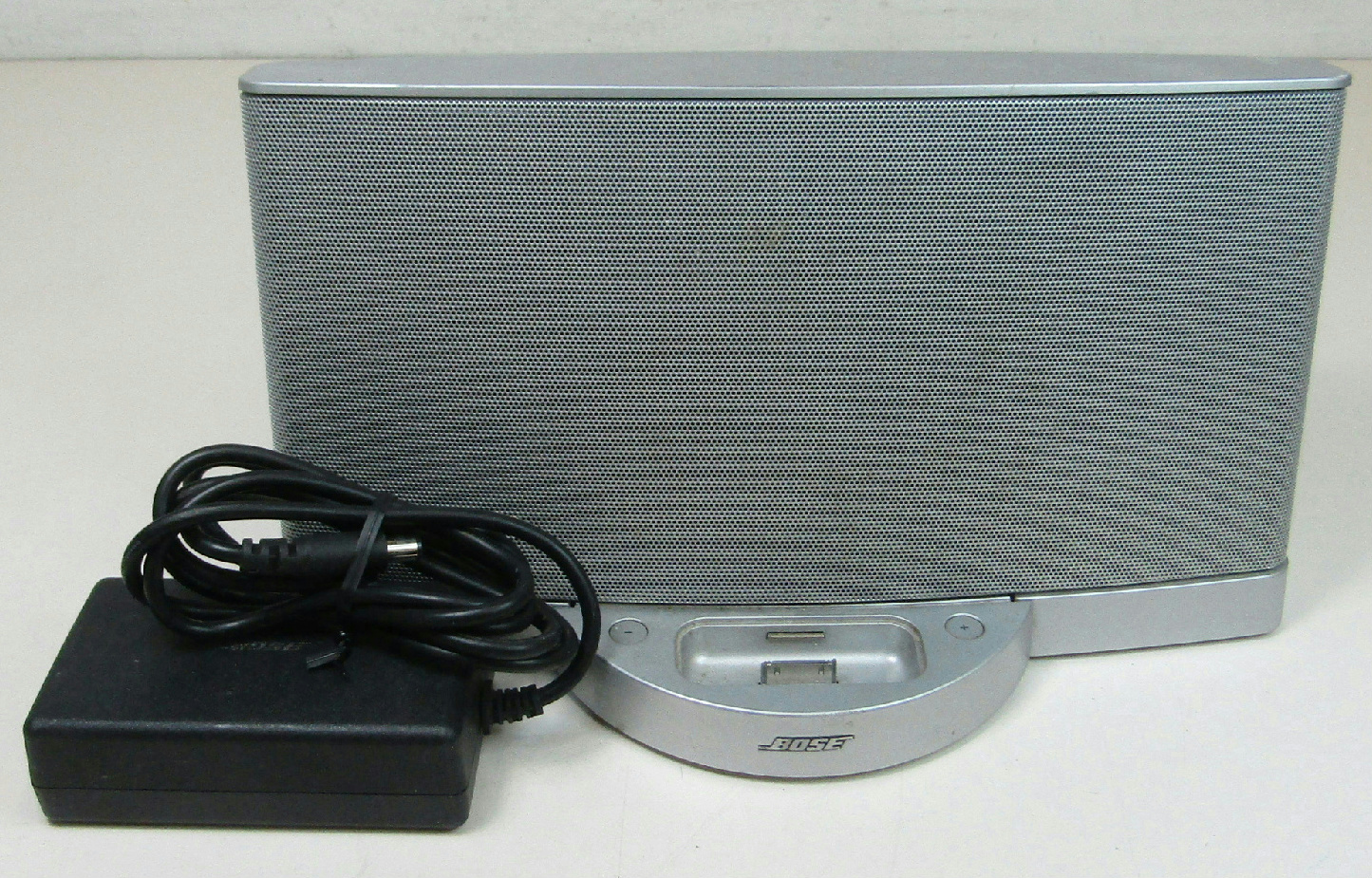 bose sounddock series ii 30 pin ipod mp3 player speaker docking station tested ebay. Black Bedroom Furniture Sets. Home Design Ideas