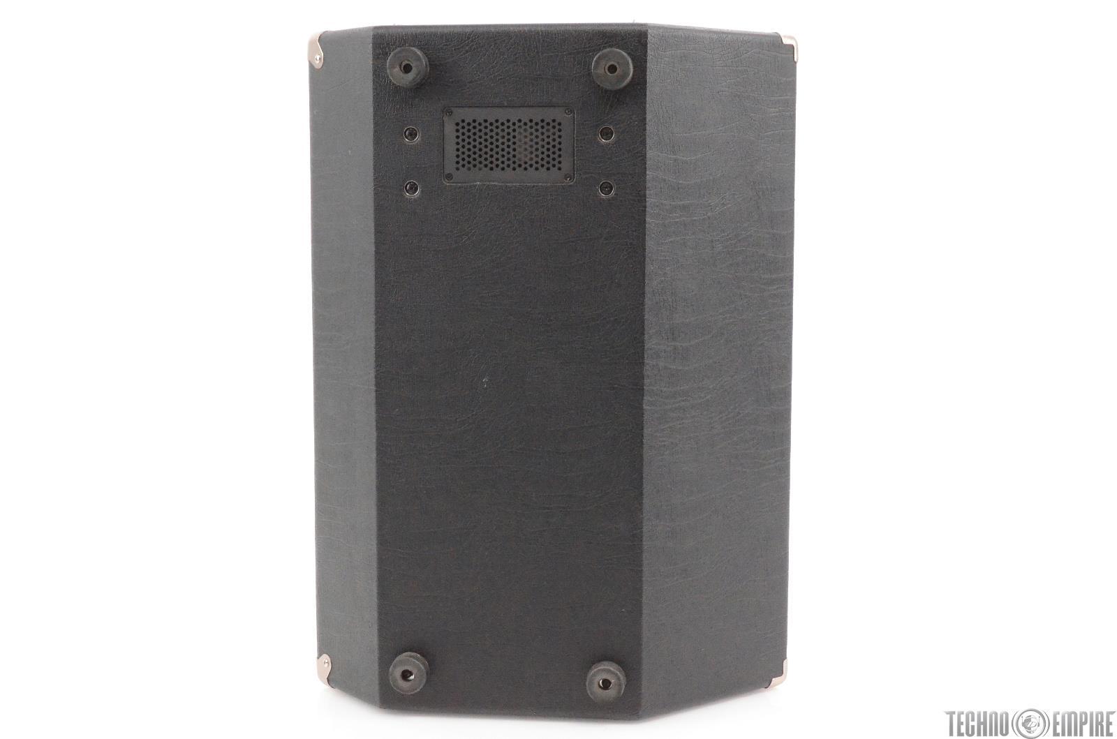 ... Atomic Reactor FR WA Active Wedge Floor Monitor Tube Amplifier Amp  #28587 ...