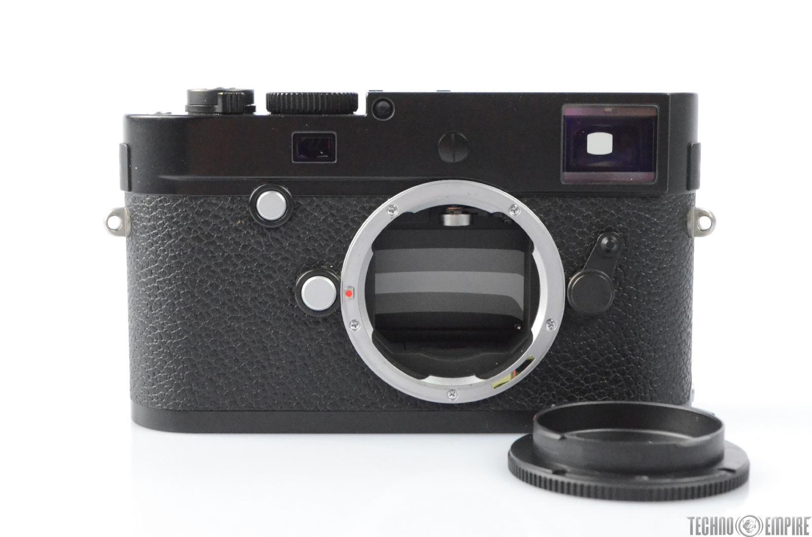 Leica M-P Typ 240 Digital Rangefinder Camera Black w/ Packaging #28324