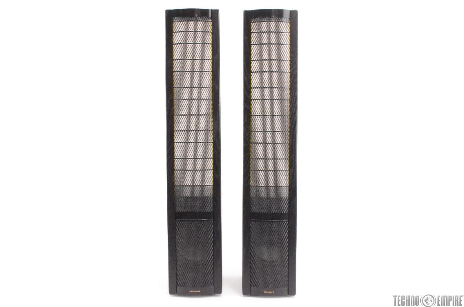 Martin Logan LTD Aerius Electrostatic Speakers Stereo HiFi #29316