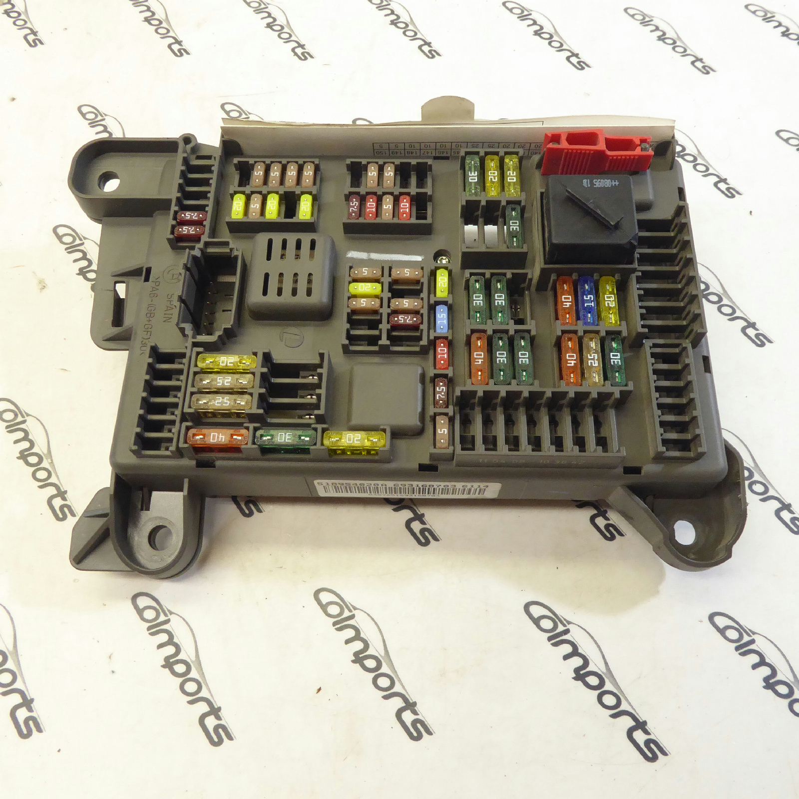E rear fuse box diagrams wire telephone jack ranger