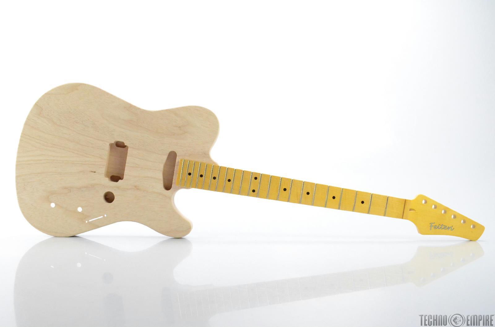 buzz feiten elite pro build your own electric guitar kit 28466 techno empire. Black Bedroom Furniture Sets. Home Design Ideas