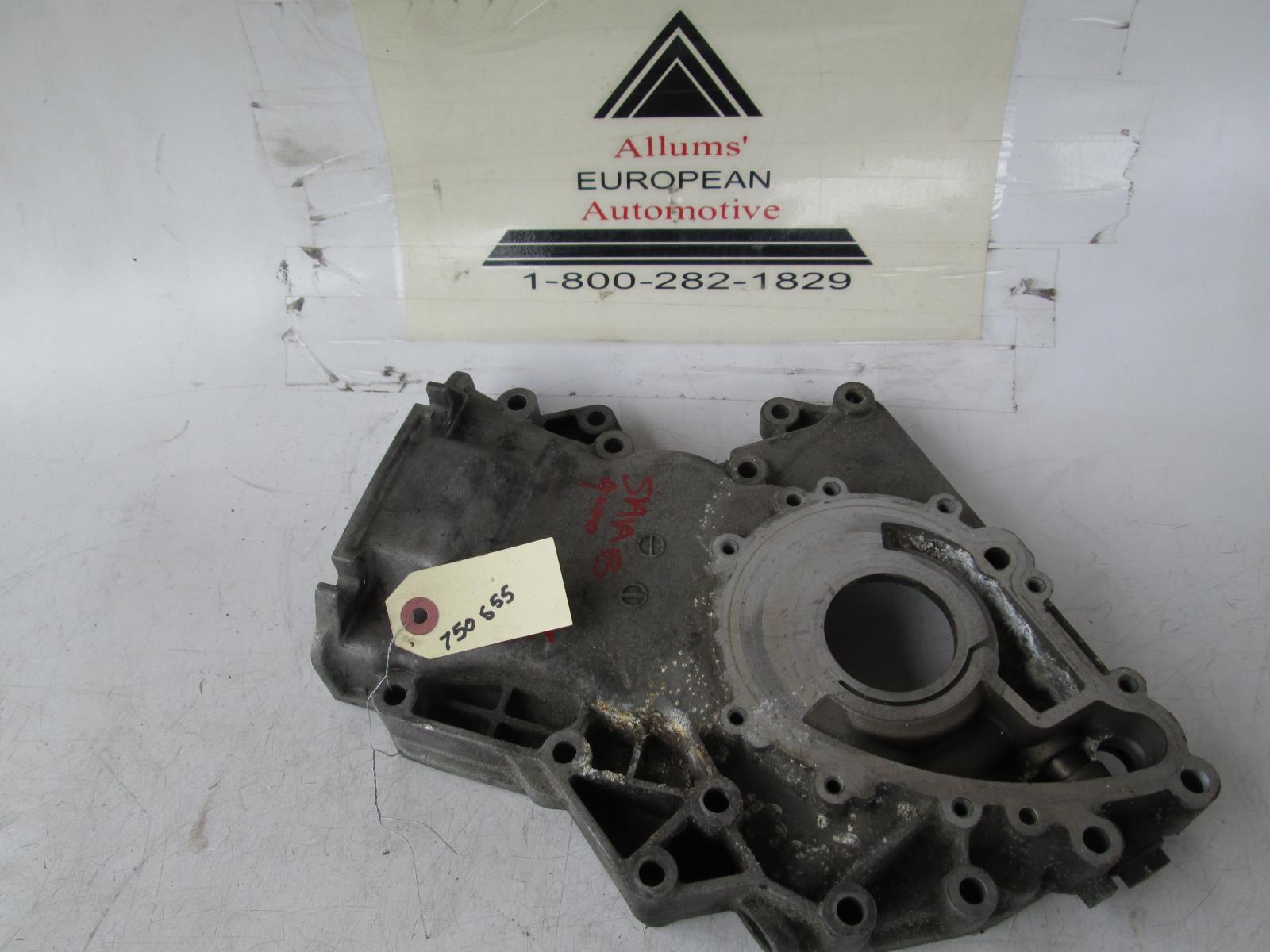 Saab Timing Belt Broken