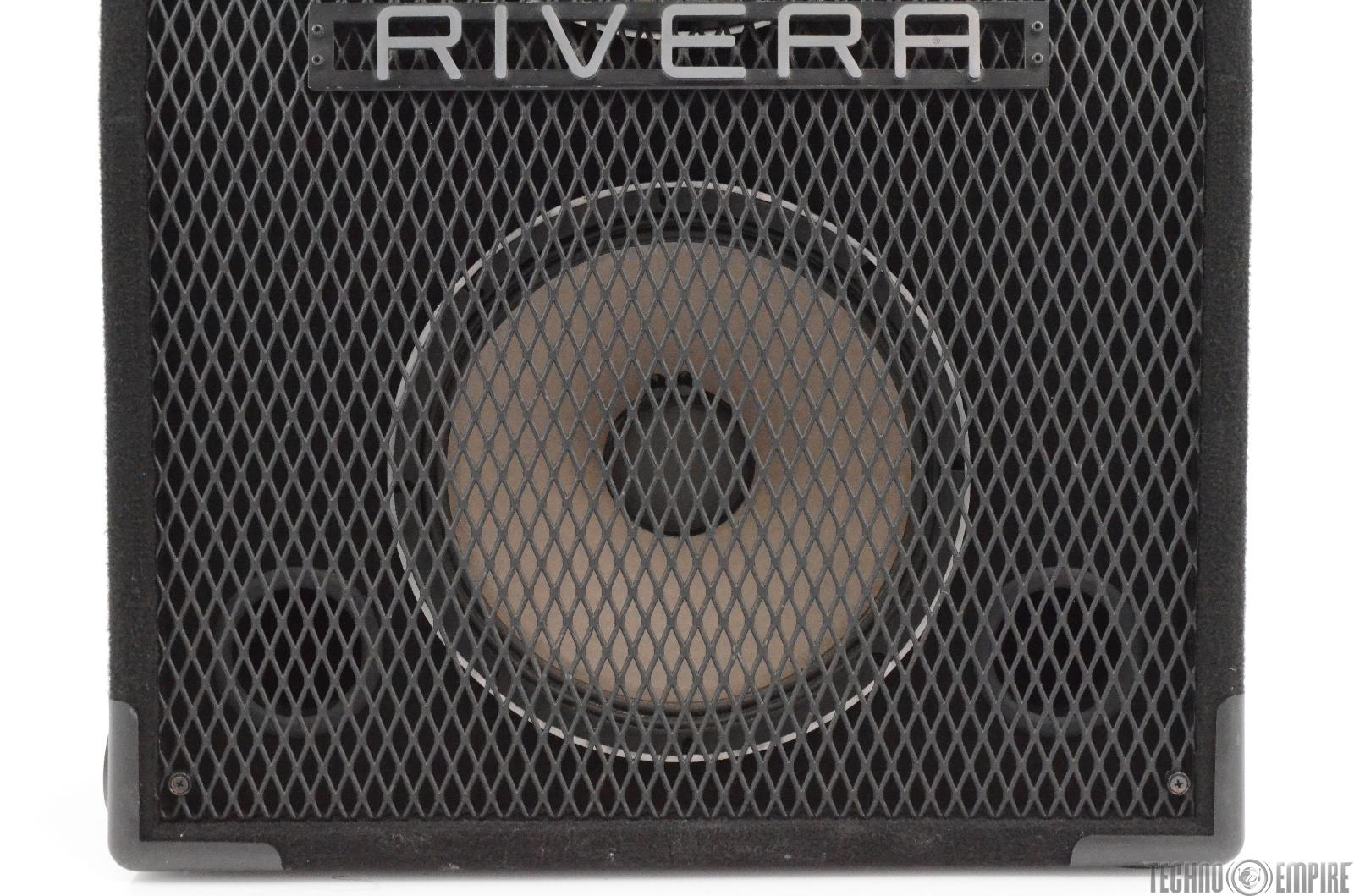 Rivera CS 212 J Cab 2x12 Guitar 4Ω Speaker Cabinet Owned by Fred ...