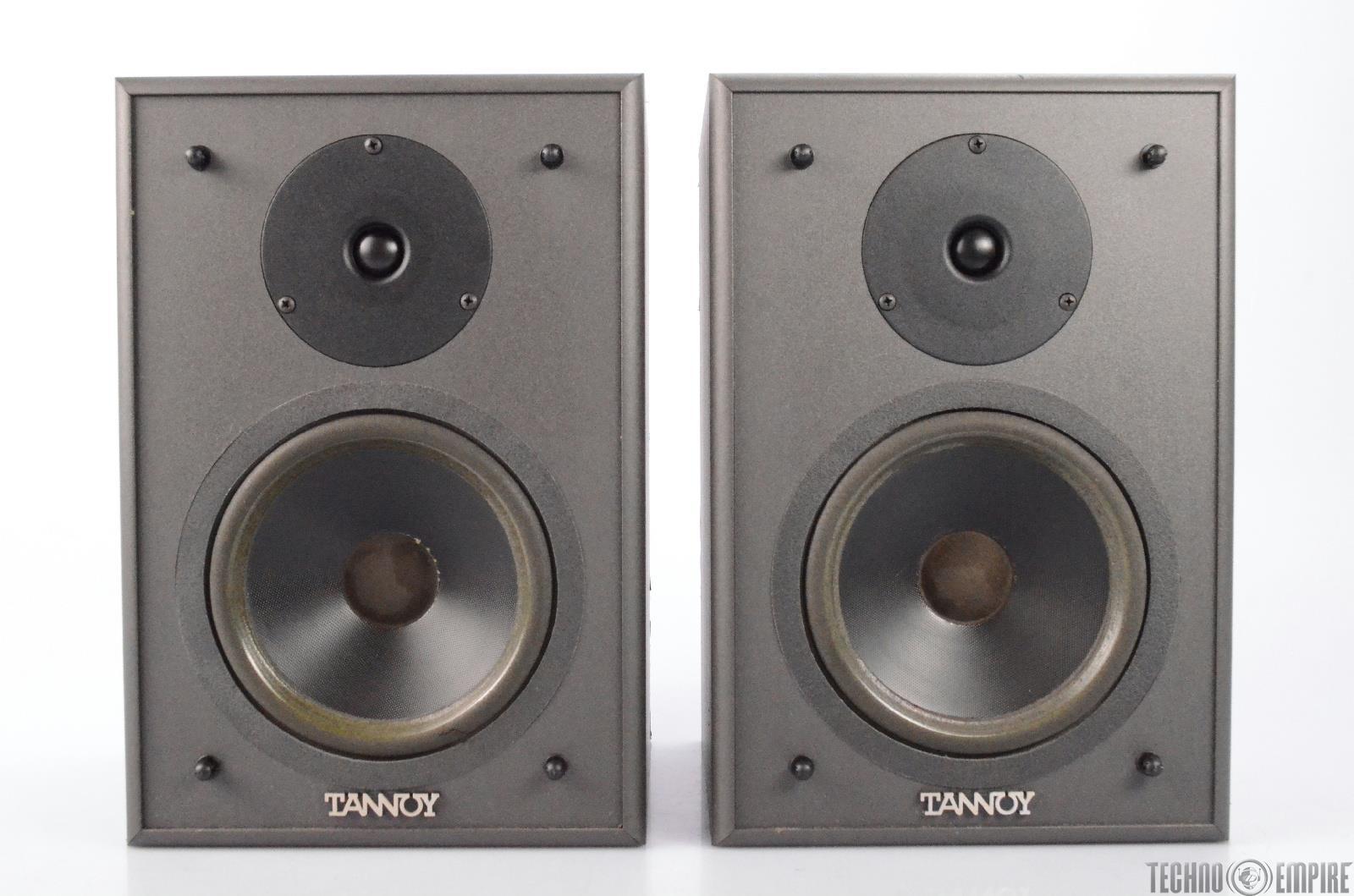 Tannoy PBM 6.5 Near-Field Stereo Studio Monitor Reference Speaker PAIR #29297