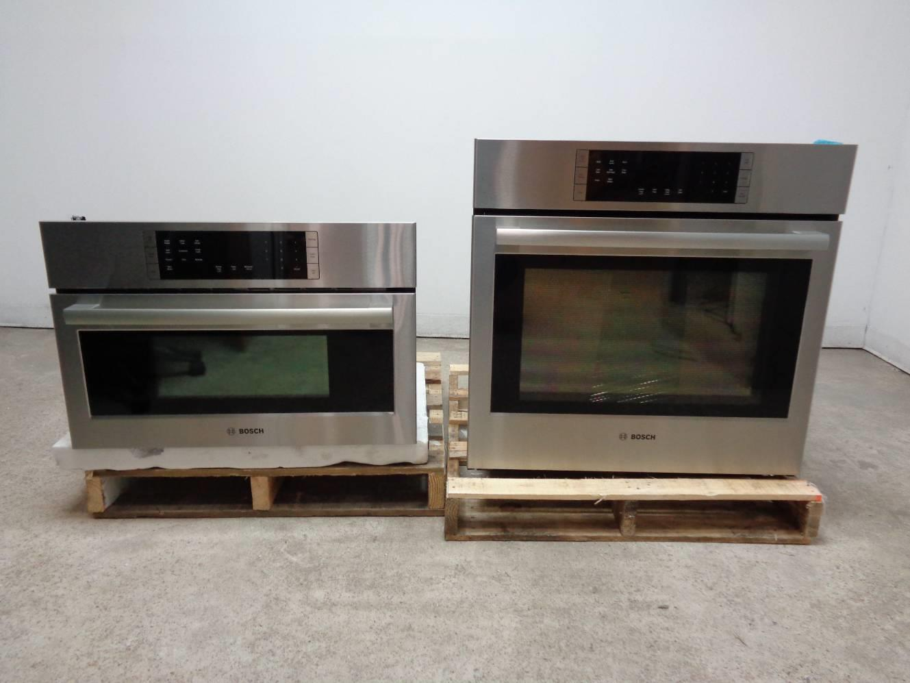 bosch hbl8450uc 800 series electric wall oven manual built