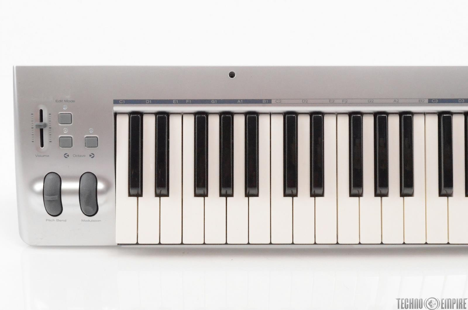 m audio axiom pro 61 note keyrig 49 note midi keyboard controllers 29303 ebay. Black Bedroom Furniture Sets. Home Design Ideas