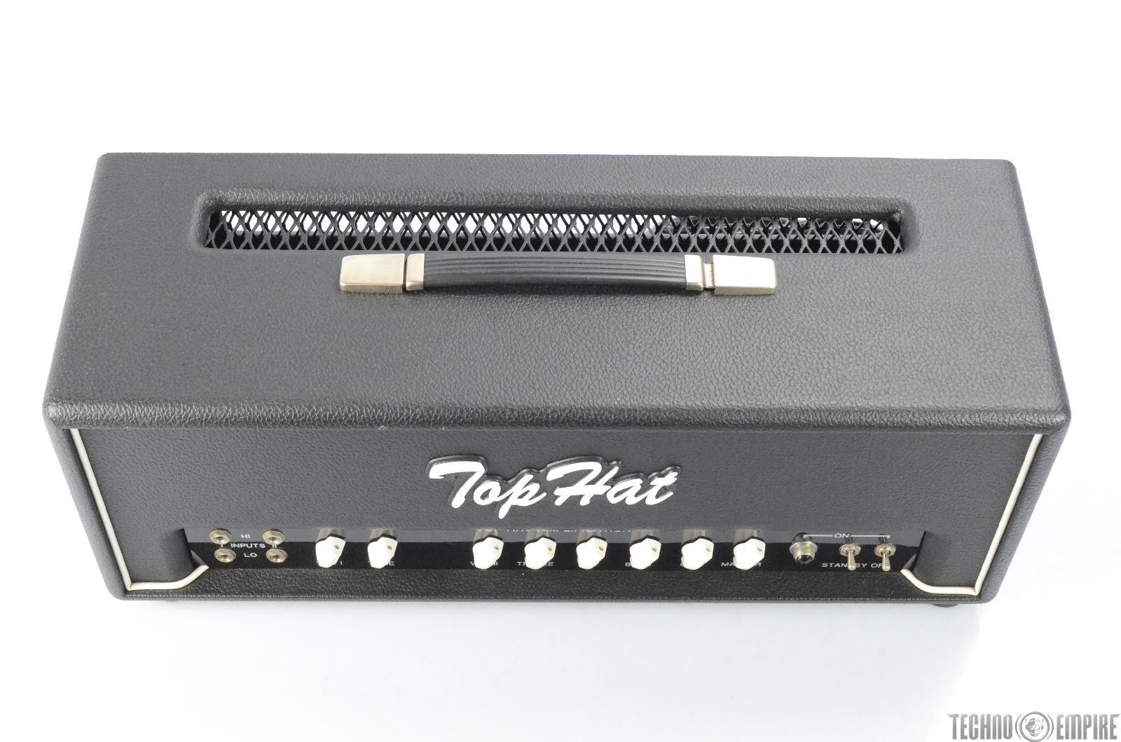 top hat king royale t 35tb guitar tube amplifier amp head 35 watts 29650 ebay. Black Bedroom Furniture Sets. Home Design Ideas
