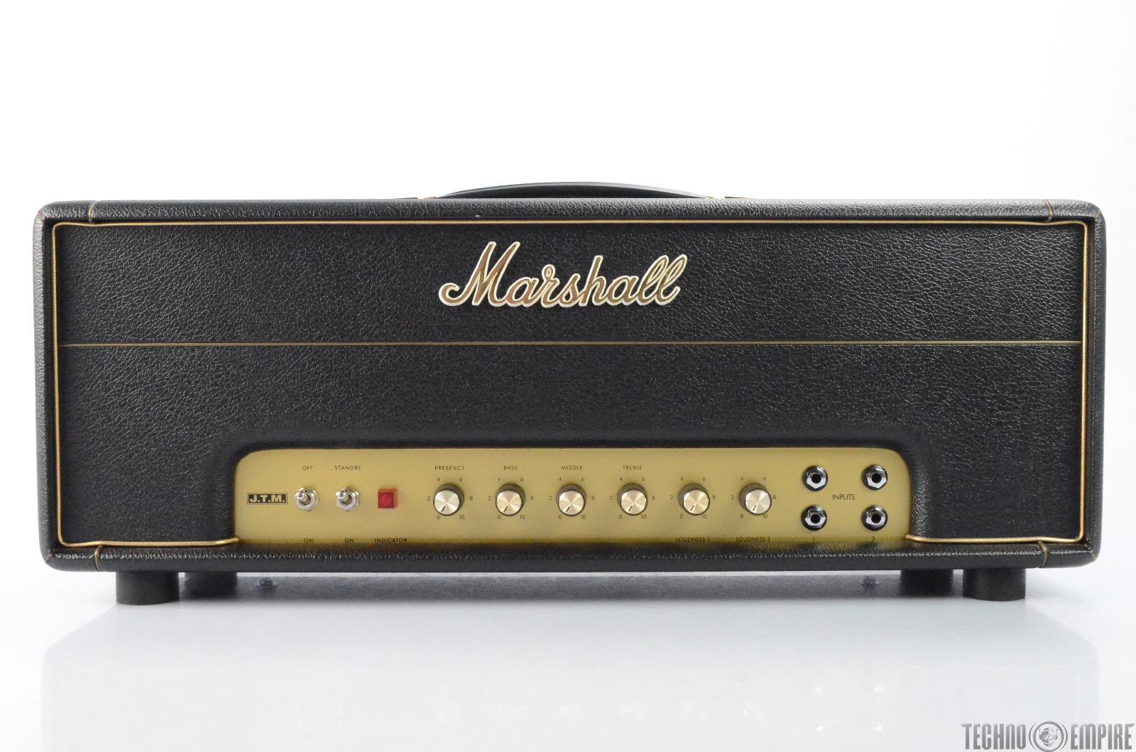 """Ceriatone British Style JTM-50 """"Black Flag Mod"""" Marshall Plexi Amp Head #29652"""