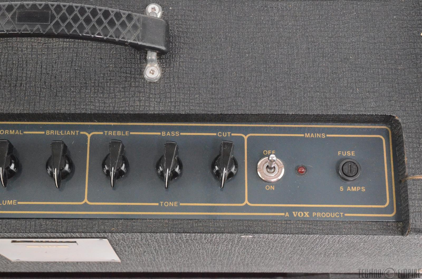 70 80s vox ac30 combo amp amplifier w footswitch owned by andrew 70 80s vox ac30 combo amp amplifier w footswitch owned by andrew gold 29356 fandeluxe Choice Image