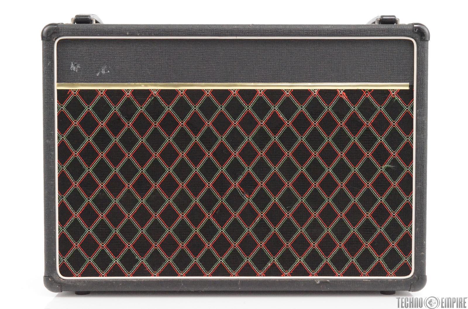 Vox V15 15 Watt 2x10 Guitar Tube Combo Amp Amplifier Owned by Andrew Gold #29357