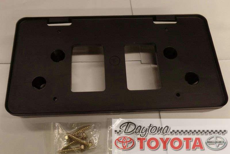 NEW FRONT LICENSE PLATE BRACKET FOR 2011-2012 TOYOTA AVALON TO1068126