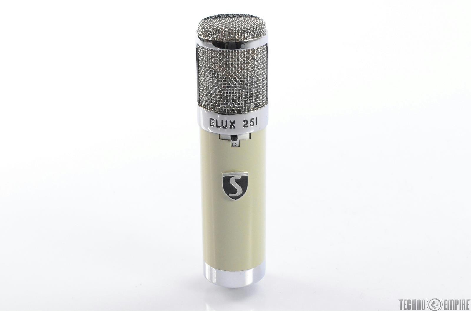 Soundelux ELUX 251 Large Diaphragm Tube Microphone Grandmaster Recorders #28734