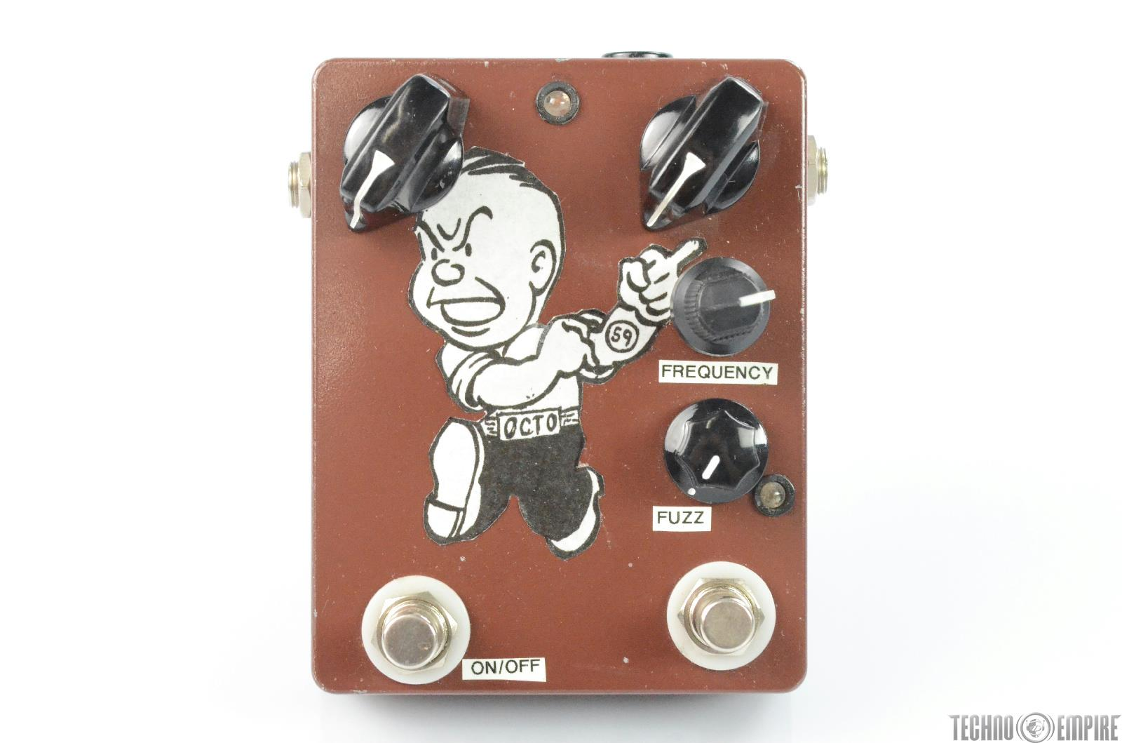 Dirty Boy Octo '59 Octave Guitar Effects Pedal #29704