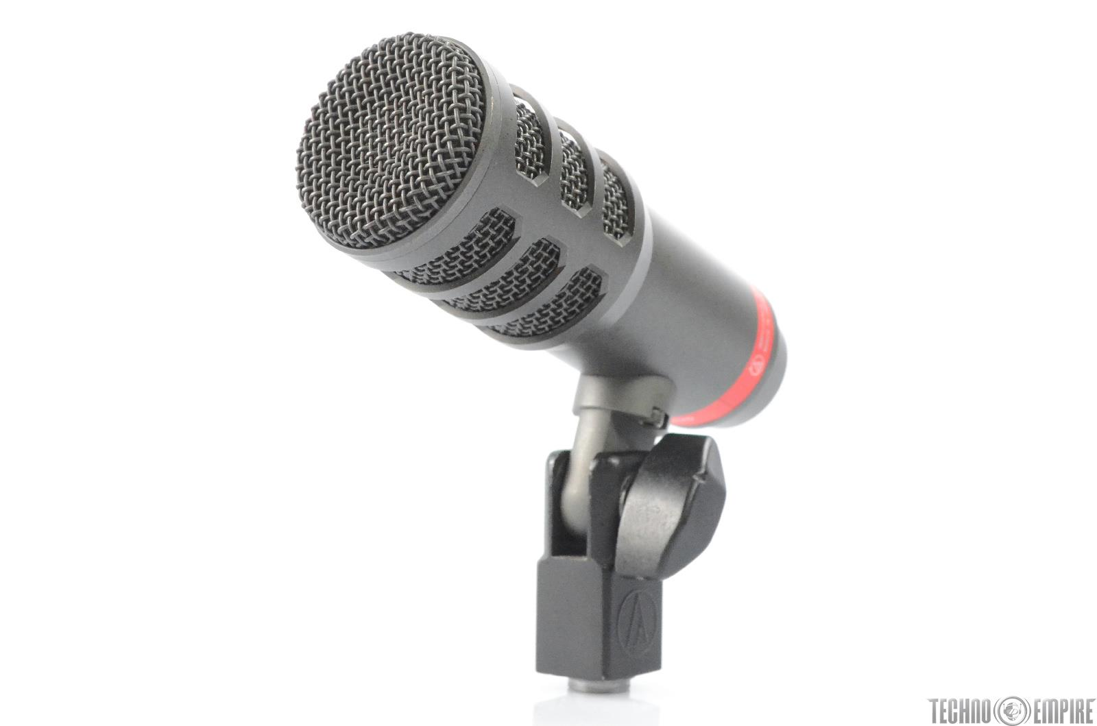 Audio Technica ATM25 Microphone Hypercardioid Dynamic Mic ATM 25 #29784