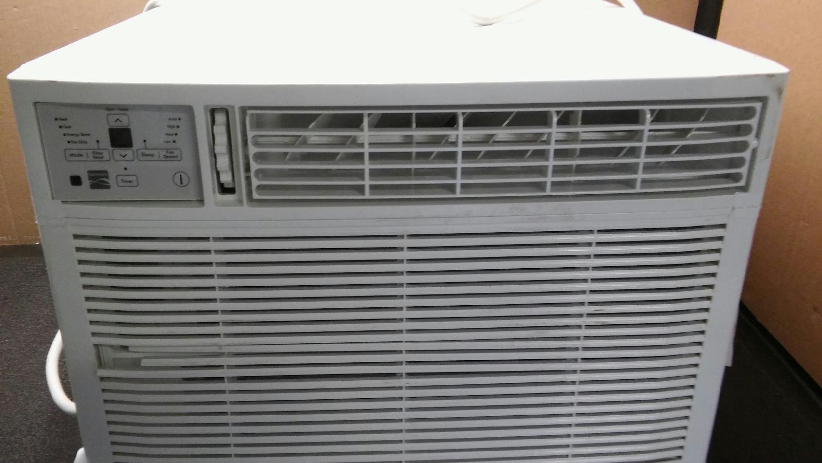 Pallet kenmore 12 000 11 000 btu window mounted air for 12000 btu window air conditioner kenmore