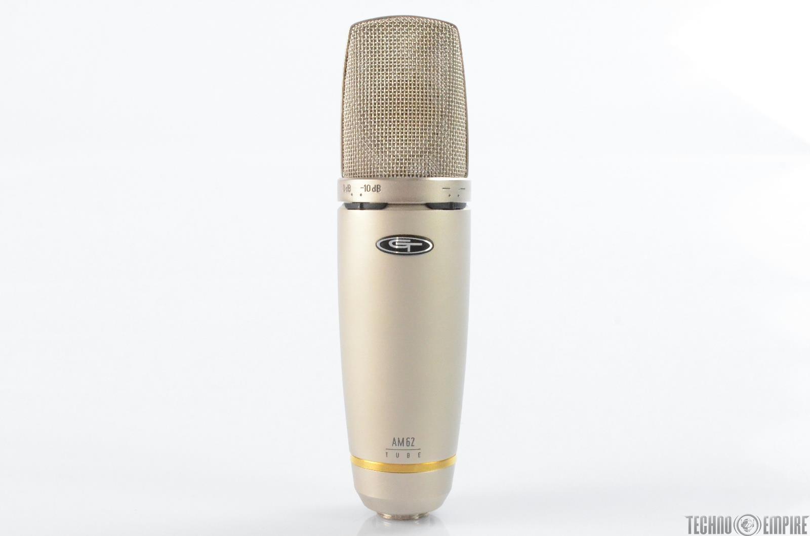 Alesis Groove Tubes GT AM62 Tube Condenser Microphone Studio Mic #28944