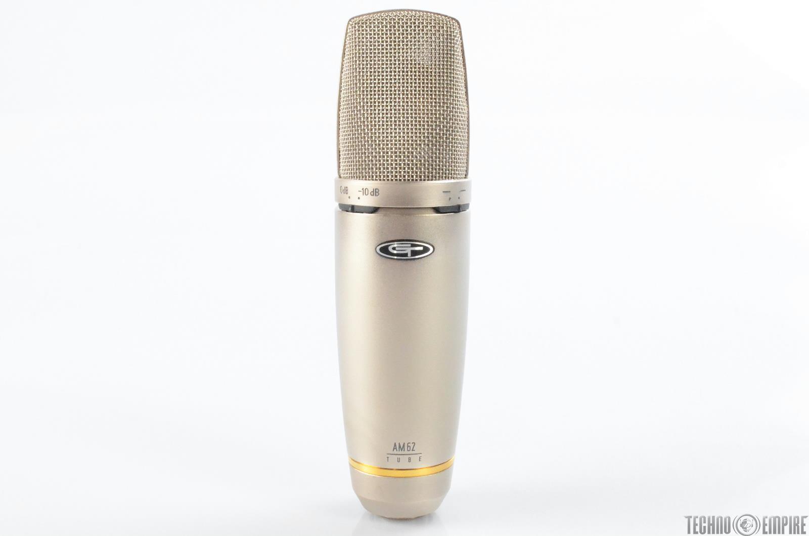 Alesis Groove Tubes GT AM62 Tube Condenser Microphone Studio Mic #28949