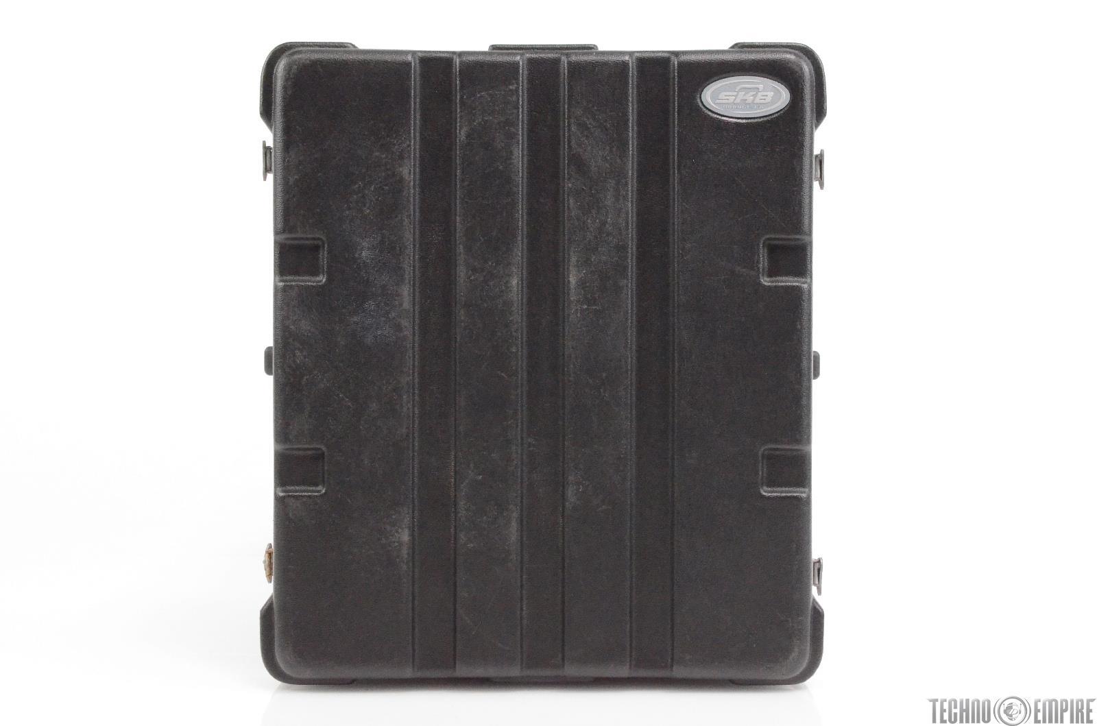 SKB 12U 12 Space Molded Rack Case #29841
