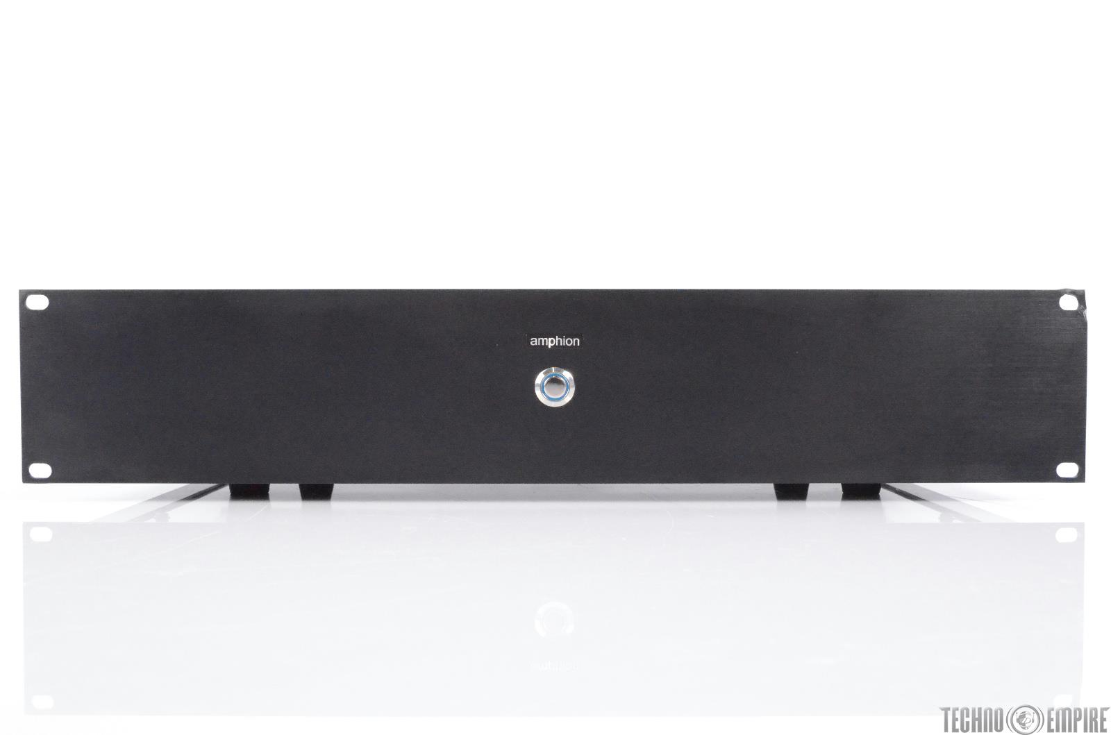 Amphion Amp500 Stereo 500W x 2 Power Amplifier Amp 500 #29925