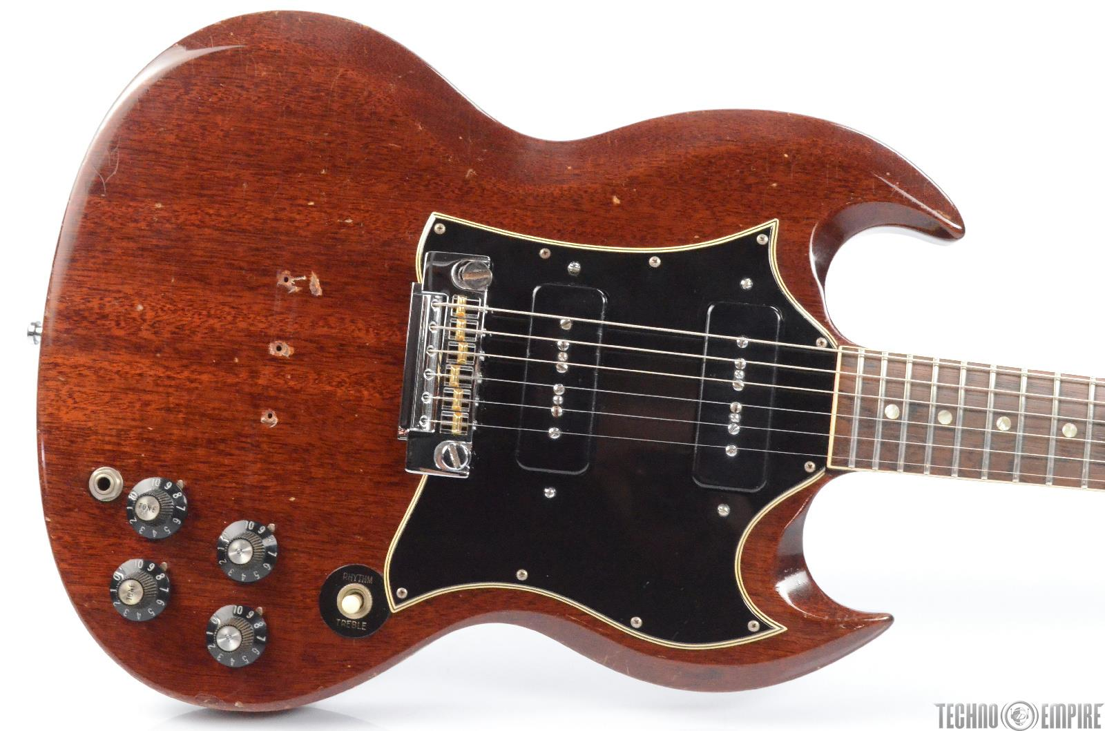 1967 Gibson SG Special Cherry Electric Guitar with Case #29912