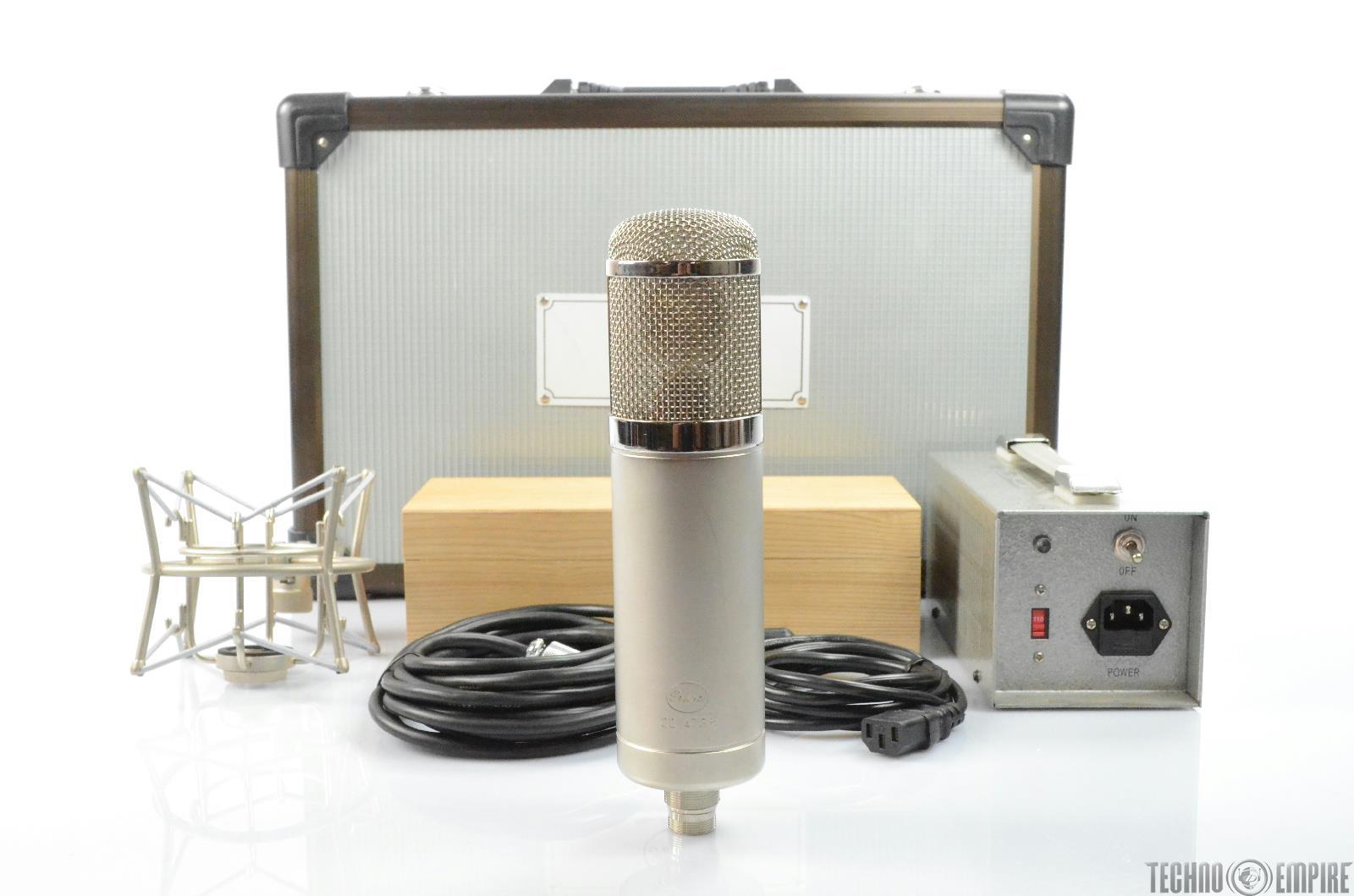 Peluso 22 47 SE Standard Edition Tube Condenser Microphone Mic Kit w/ PSU #29699