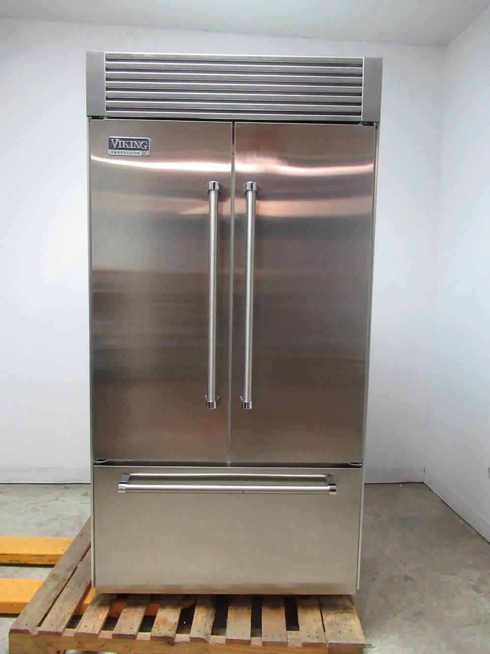Viking professional series 42 built in french door refrigerator viking professional series 42 built in french door refrigerator vtb5420ss rubansaba
