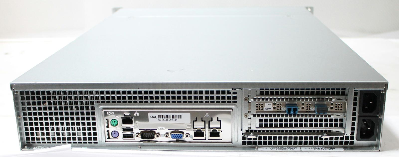Fireeye Nx 10000 Network Security Appliance Malware