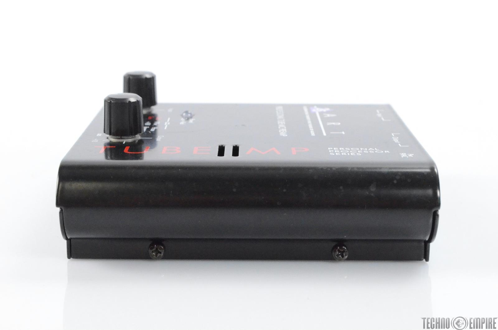 Art Tube MP Mic Preamp & Rolls Active DI Box w/ Mic Pop Filter & Extras!  #29814