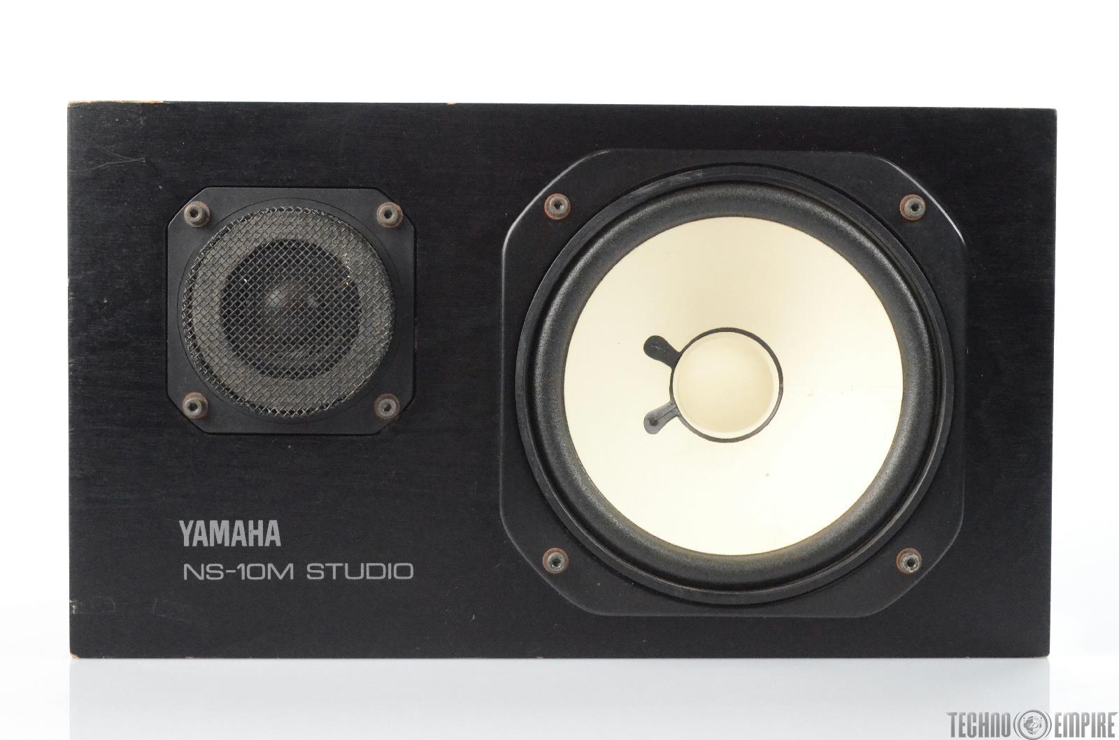 yamaha ns 10m studio speaker monitor ns10m reference. Black Bedroom Furniture Sets. Home Design Ideas