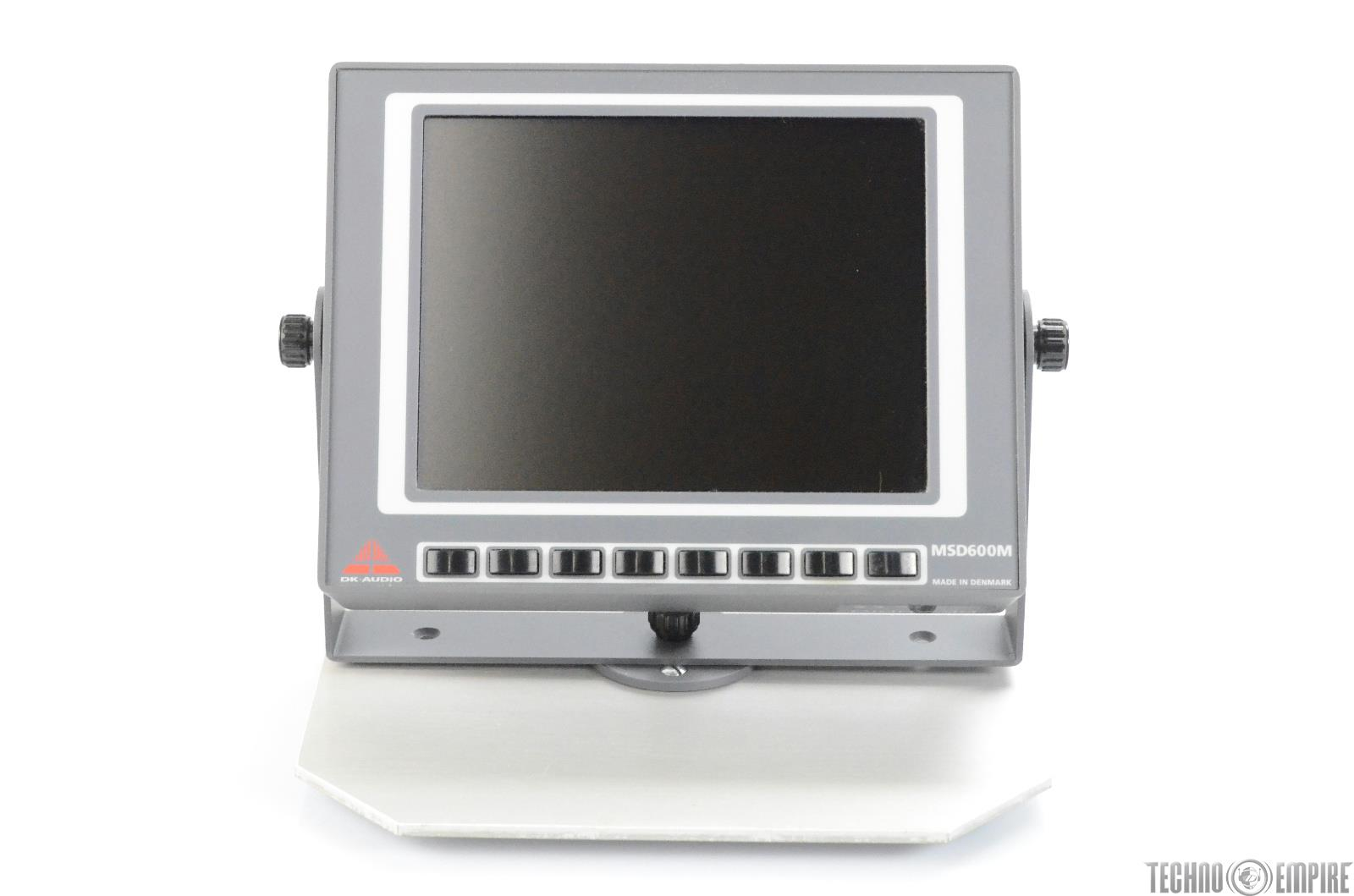 DK Audio Technologies MSD600M Stereo Surround Sound Meter NEEDS REPAIR #29495