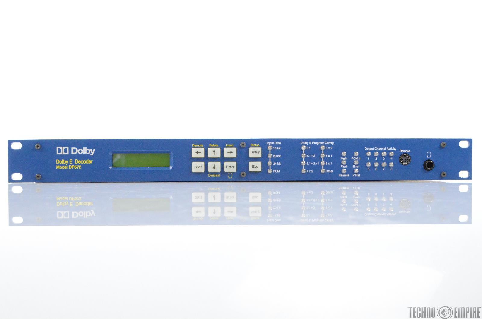 Dolby E Decoder Model DP572 #29485