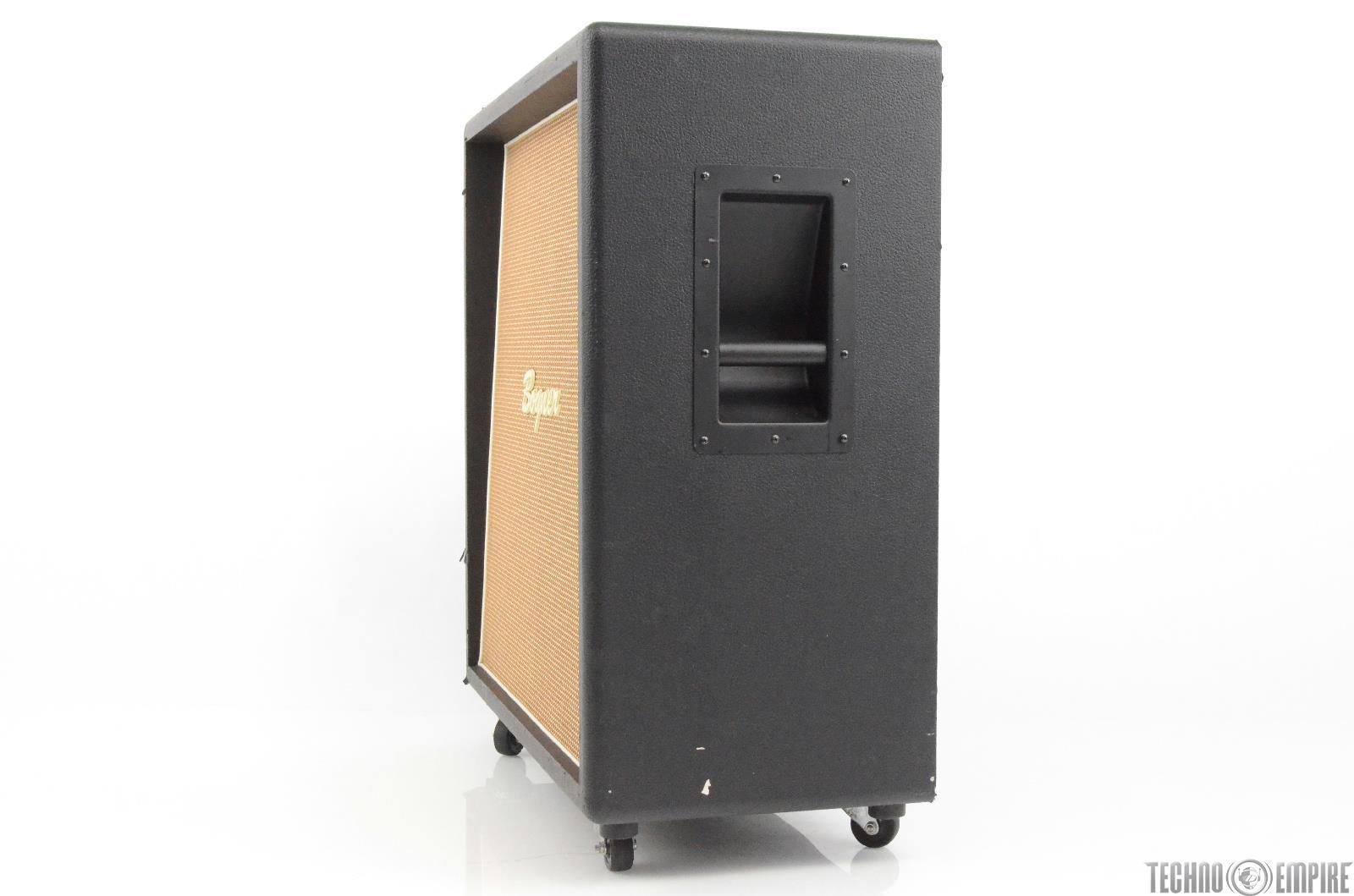 bogner 4x12 cabinet w celestion vintage 30 speakers owned by matt hyde 30109 ebay. Black Bedroom Furniture Sets. Home Design Ideas