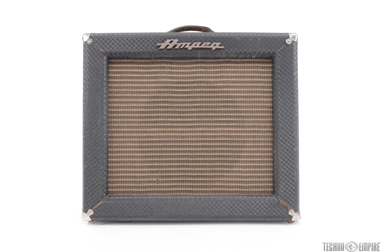 Ampeg Reverberocket R-12-R B 1x12 Tube Guitar Combo Amp Owned Matt Hyde #30044