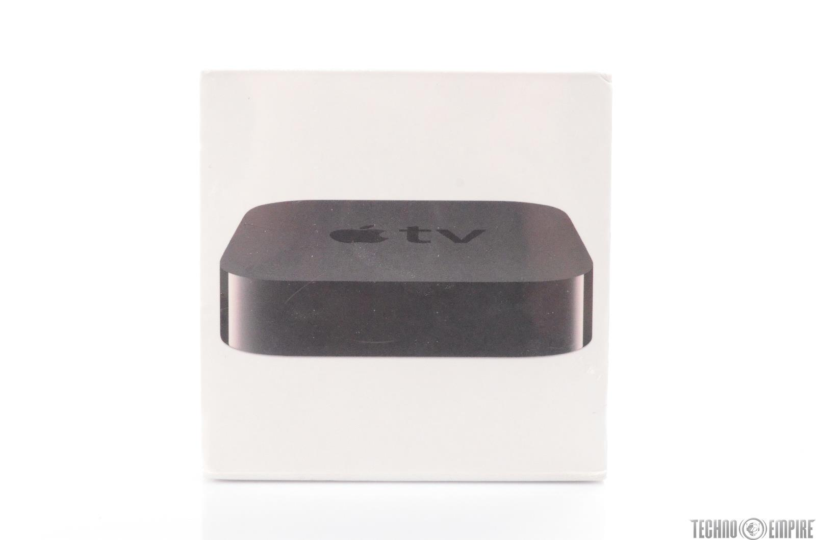 Apple TV 3rd Generation Digital Media Player & Microconsole SEALED NEW #30271