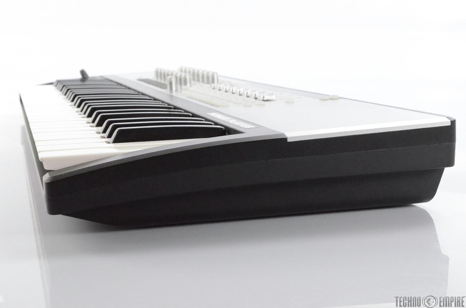 novation 49sl mkii 49 key usb midi semi weighted controller keyboard 30314 ebay. Black Bedroom Furniture Sets. Home Design Ideas