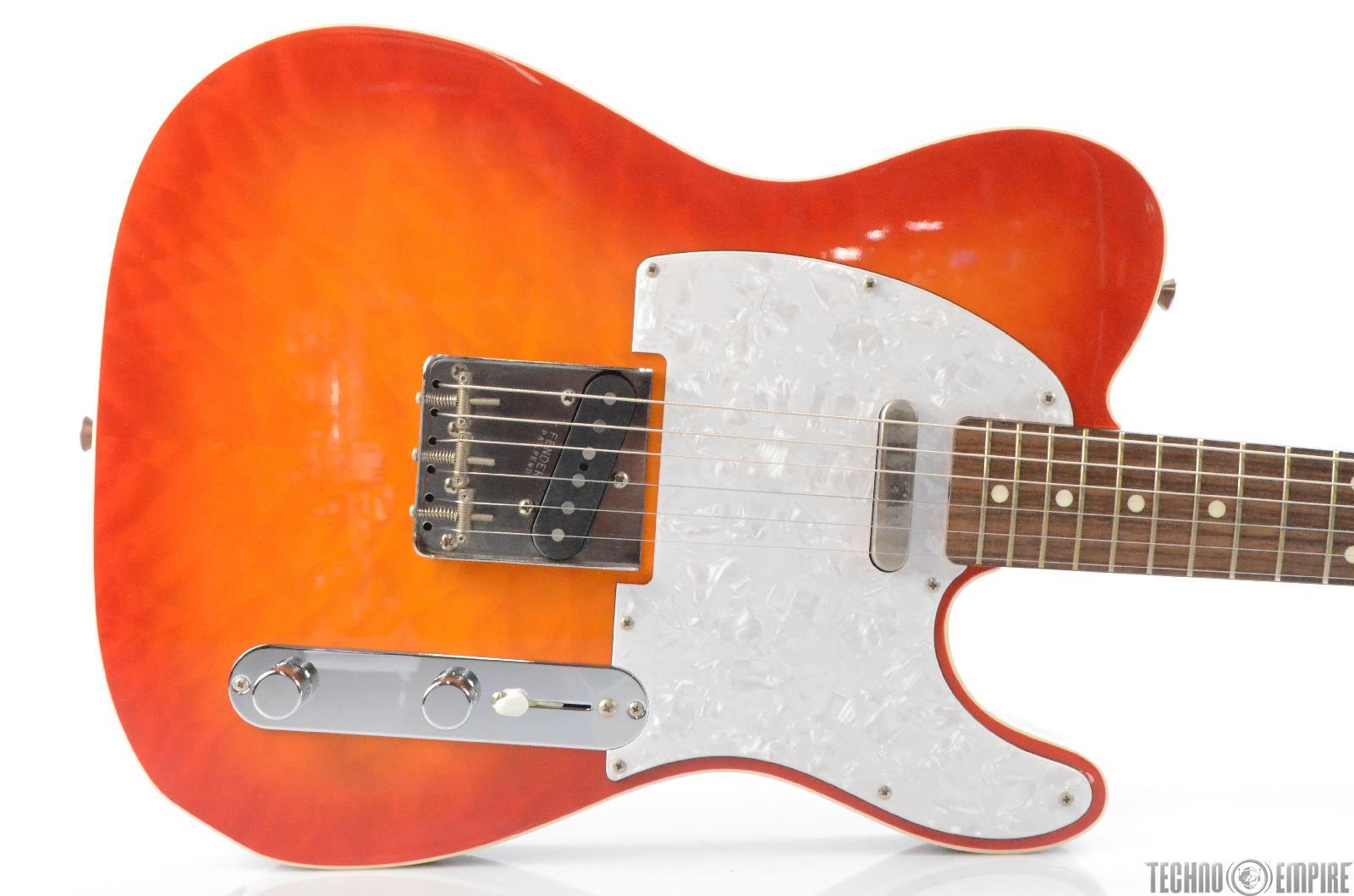 Fender Telecaster '62 Custom Tele Reissue 2012 Electric Guitar Japan MIJ #29976