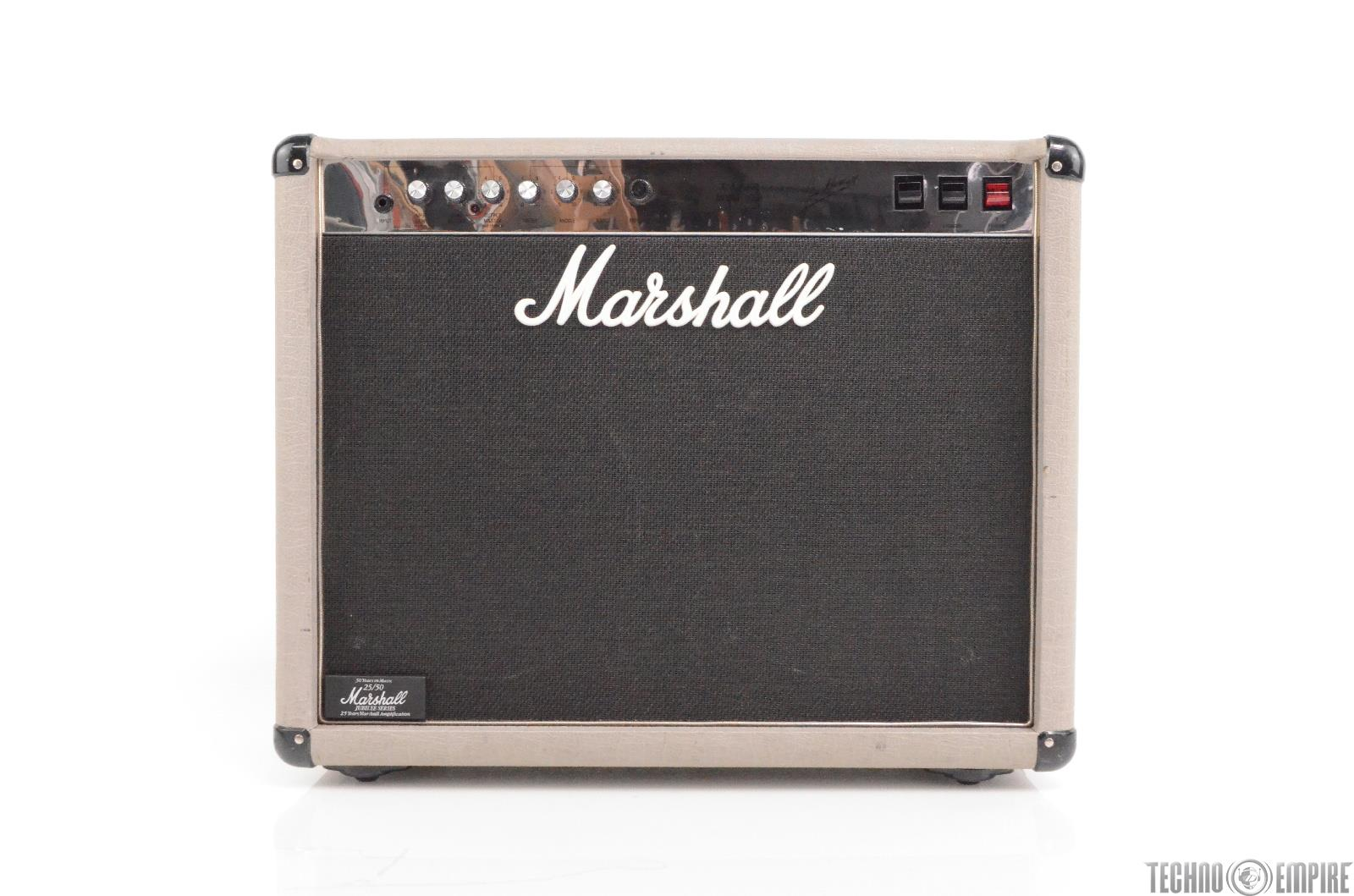 Marshall 2558 25/50 Silver Jubilee 2x12 Combo Amp Owned by Matt Hyde #29998