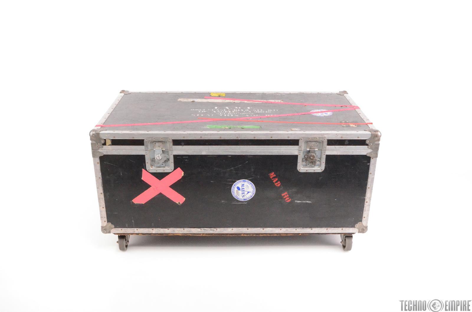 A&S ATA Flight Road Multipurpose Pro Audio Trunk Case Owned by Matt Hyde #30177