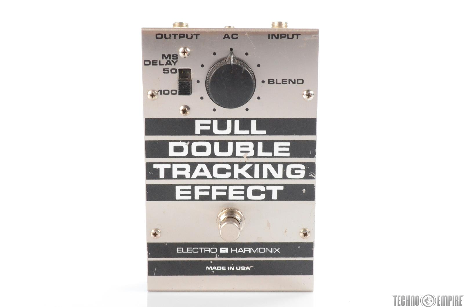 Electro-Harmonix Full Double Tracking Effect Pedal Owned by Matt Hyde #30146