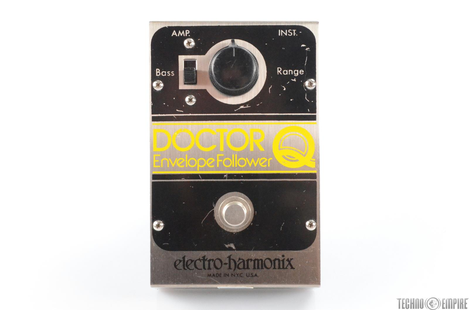 Electro-Harmonix Doctor Q Envelope Follower Owned by Matt Hyde #30191