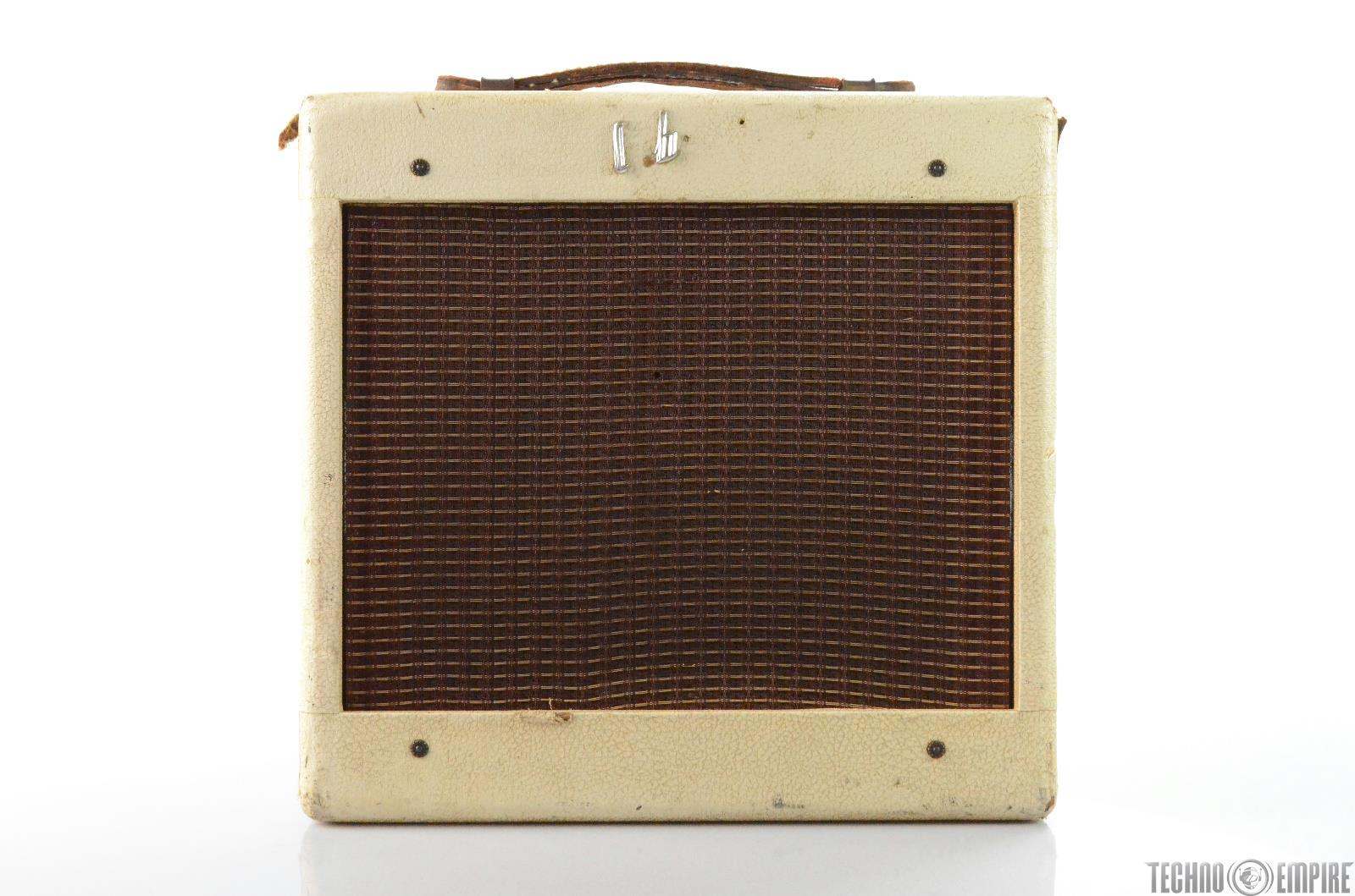 "1958 Gibson GA-5 Combo Amp GA5 w/ Vintage 8"" Jensen Owned by Matt Hyde #30079"