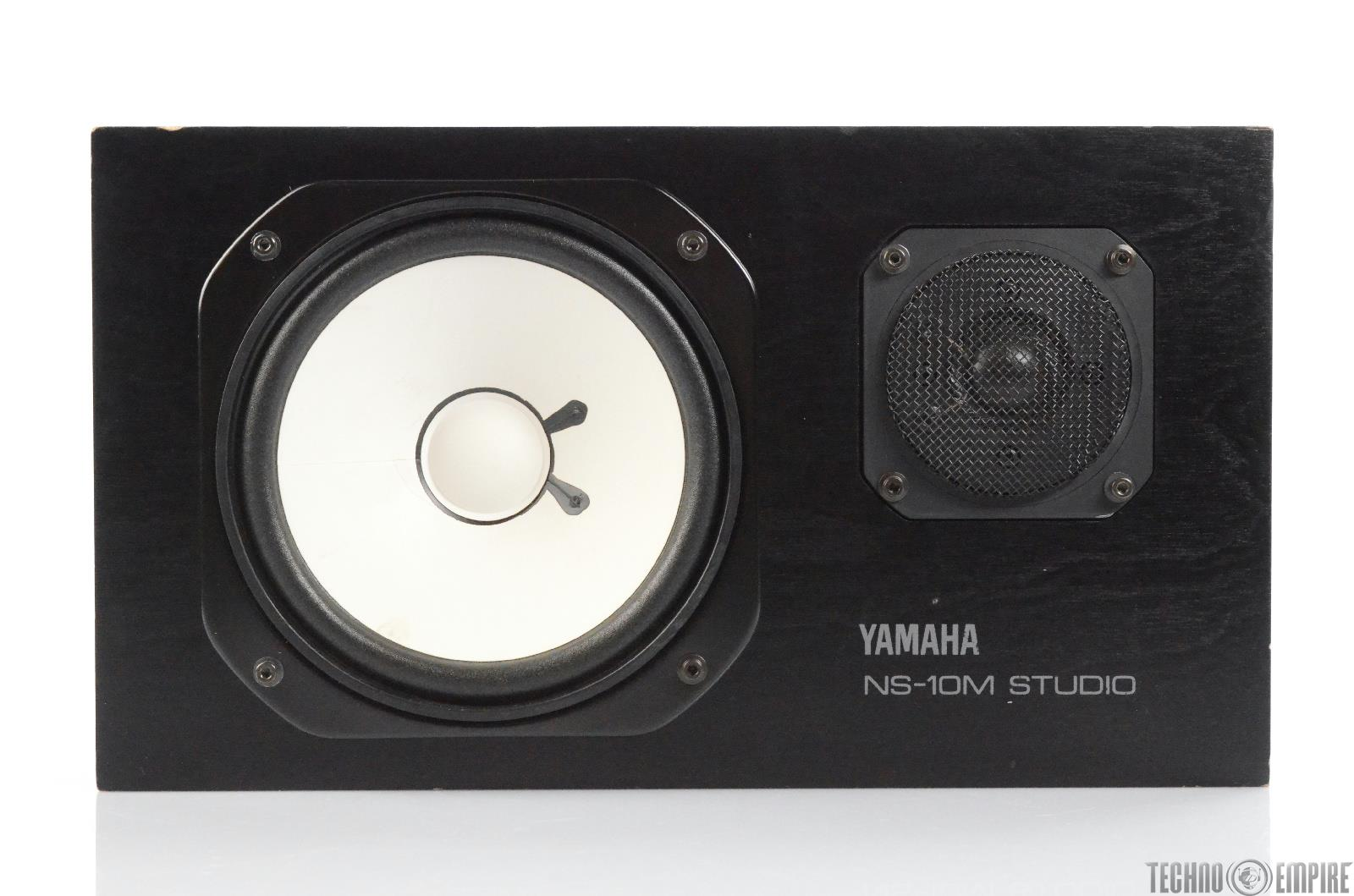 yamaha ns 10m studio speakers monitors ns10m reference. Black Bedroom Furniture Sets. Home Design Ideas