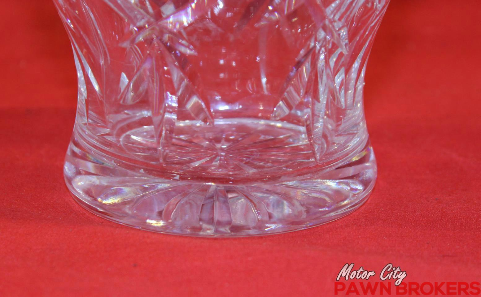 Waterford avoca crystal collectible vintage 13 for Motor city pawn brokers roseville mi