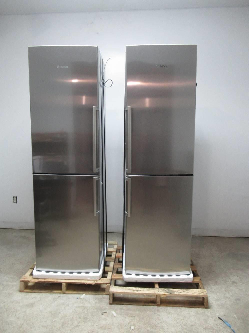 Bosch 500 Series 48 Quot Tall Counter Depth Refrigerator Set