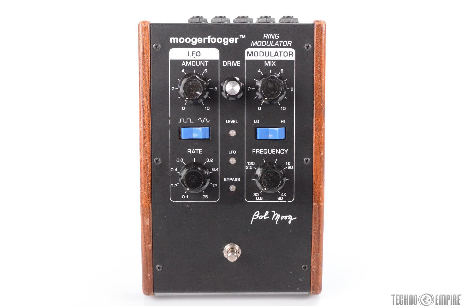Moog Moogerfooger MF-102 Ring Modulator MF102 Owned by Matt Hyde #30181