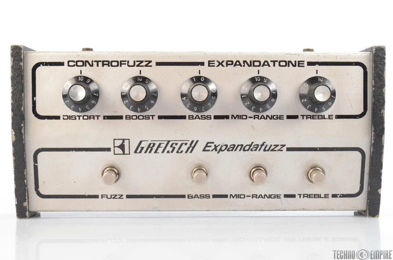 Gretsch 7797 Expandafuzz Guitar Pedal Owned by Matt Hyde #30184