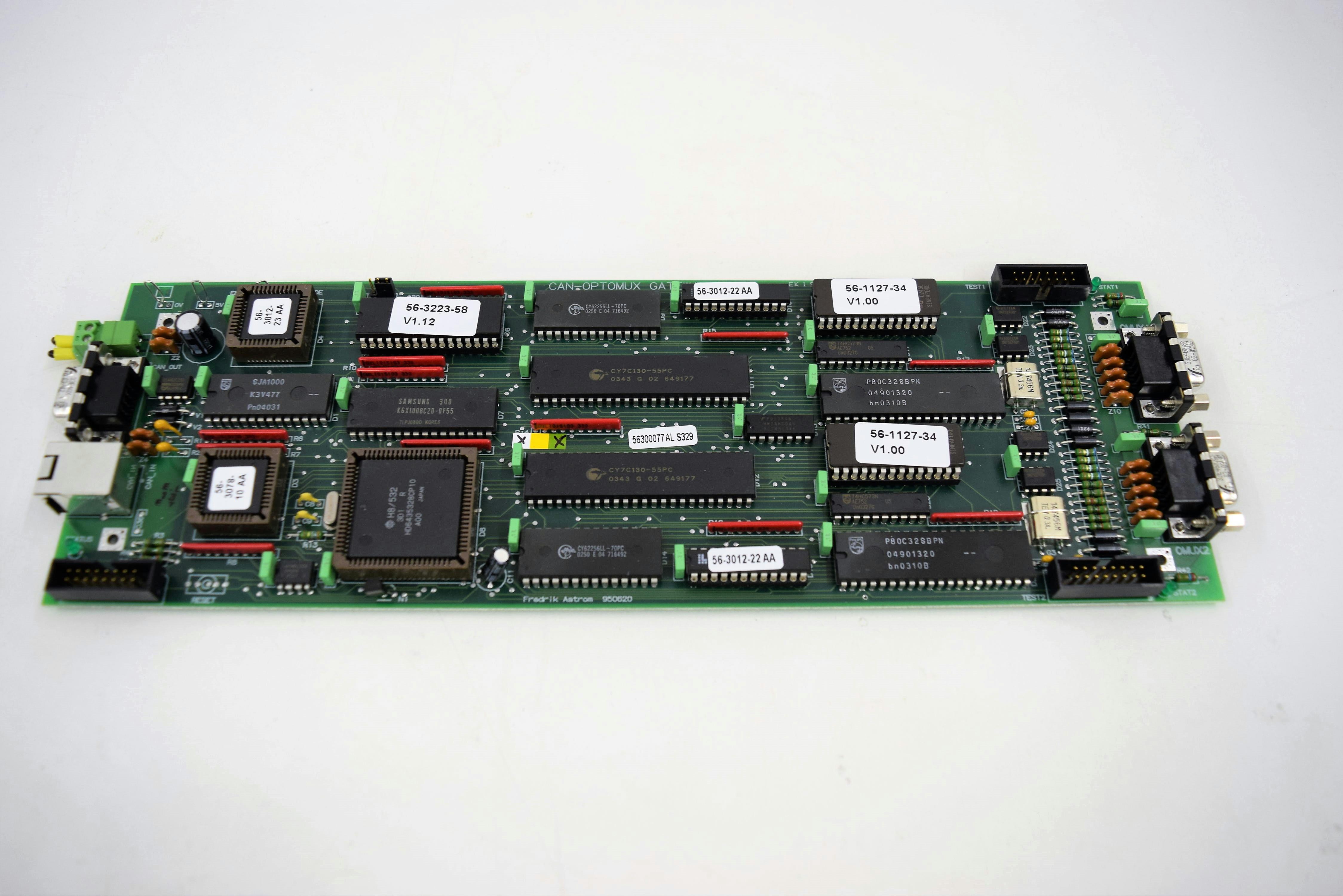 Can-Optomux Gateway 56300072 PCB Board f/Amersham BioProcessing ...